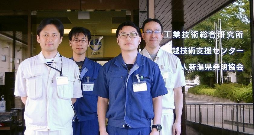 新潟県工業技術総合研究所 CAE研究室 様